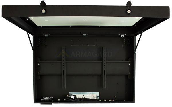Промышленный LCD открытая